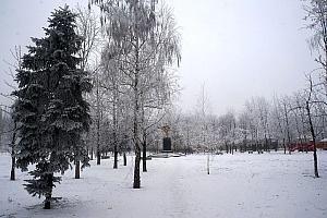 Цей спалах снігу, тьмяно-синя тінь